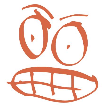 Angry smiley