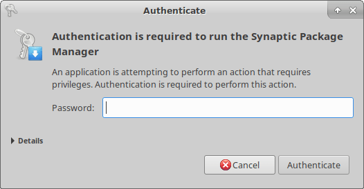 Fix No gksu(do) Permissions Prompt on Gparted, Synaptic, Mounting Drives, Etc. in Debian