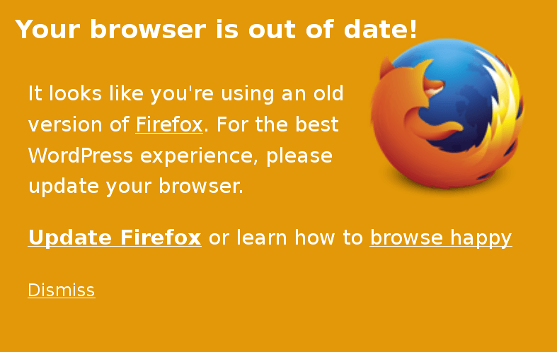 Is My Firefox Out of Date?