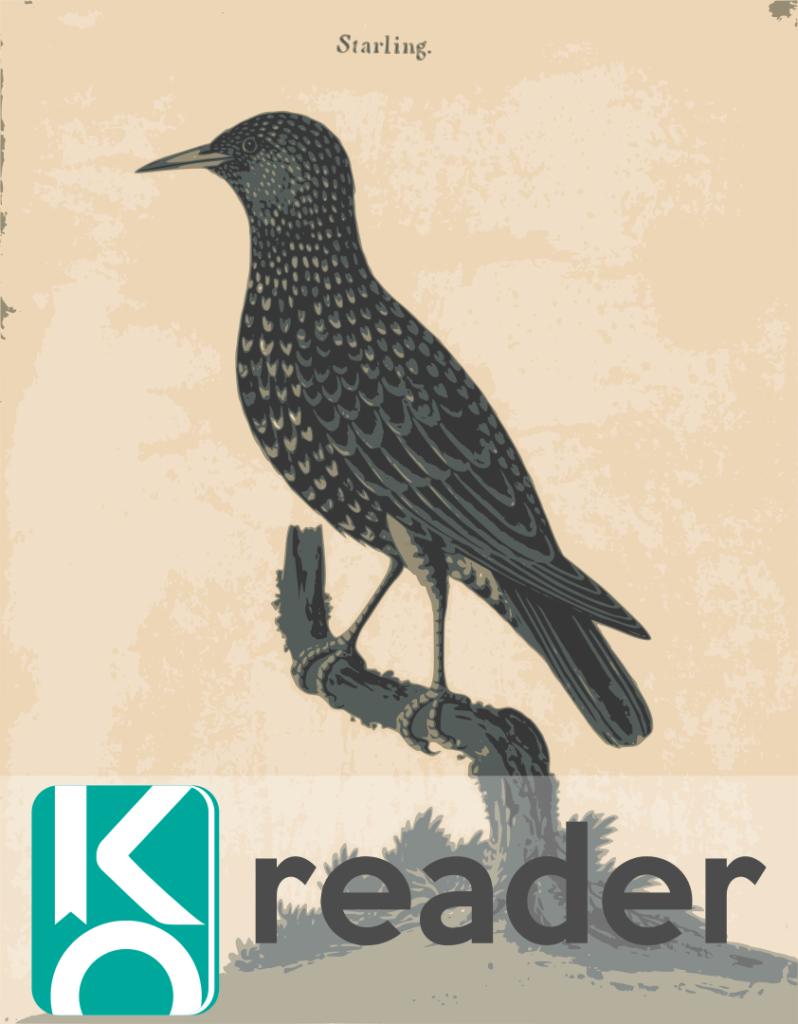 """KOReader 2019.08 """"Starling"""""""